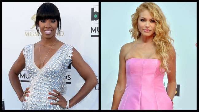 Kelly Rowland to rescue X Factor USA