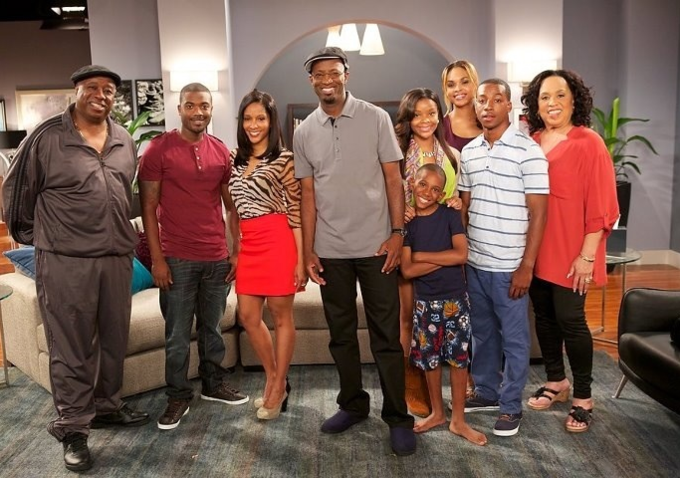 Ricky Smiley Show cast members
