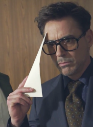 Robert 'Iron Man' Downey Jr. Comes to the Rescue of HTC