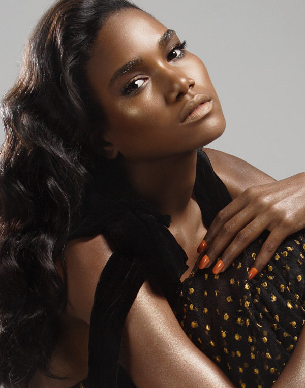 20 Of The Most Stunningly Beautiful Black Women From