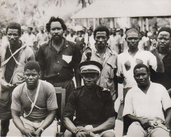 ZANZIBAR REVOLUTION-Okello-and-supporters