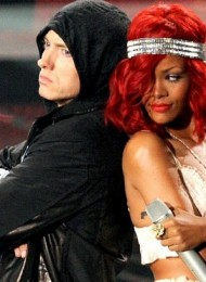 Eminem and Rihanna Make Another 'Monster' Track