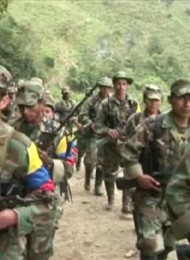 Colombian Rebels Free American Hostage Kevin Scott Sutay