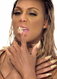 Sweet Fire: Tamar Braxton's 'Hot Sugar' Video