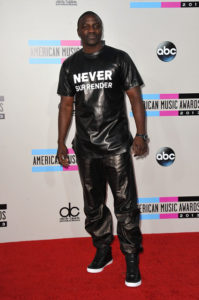 Akon worst dressed American Music Awards
