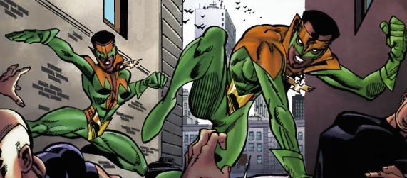 superheroes ladyhawk