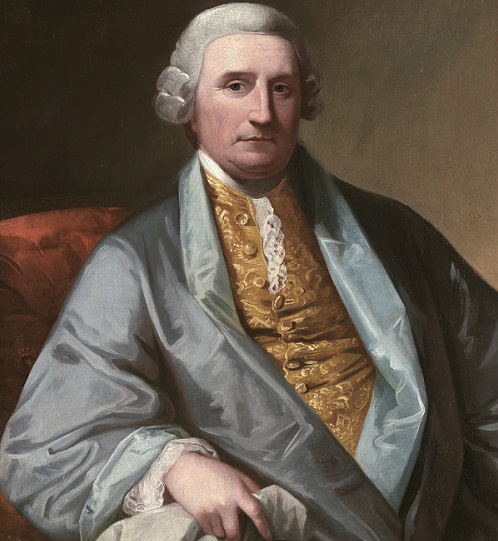 2 Henry Middleton October 1774The Second President Of The United States Was One Wealthiest Planters In South From Most Powerful