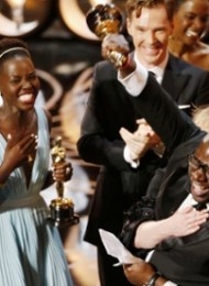 '12 Years A Slave' Makes Oscars History With Best Picture Win