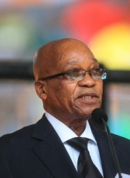 In First Election Since Mandela's Death, S. Africa Contemplates Replacing Zuma