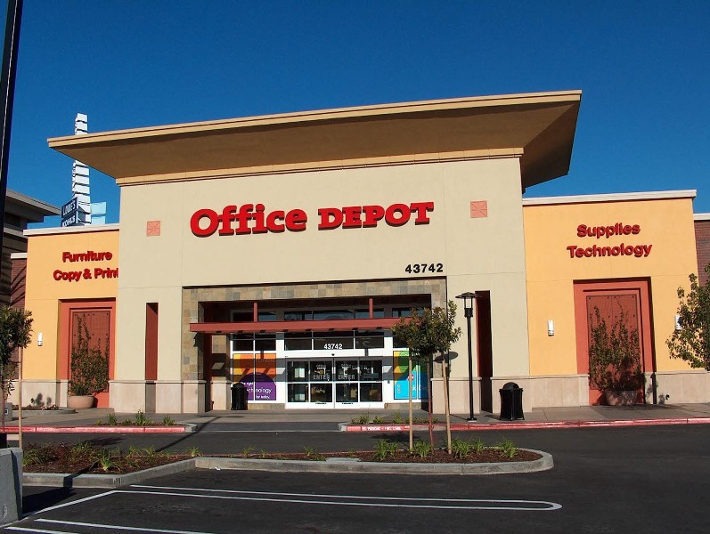 office depot announces plans to close 400 stores and. Black Bedroom Furniture Sets. Home Design Ideas