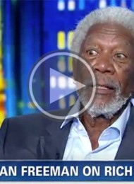 Video: How Could Don Lemon and Morgan Freeman Be This Wrong About Race and Income Inequality?