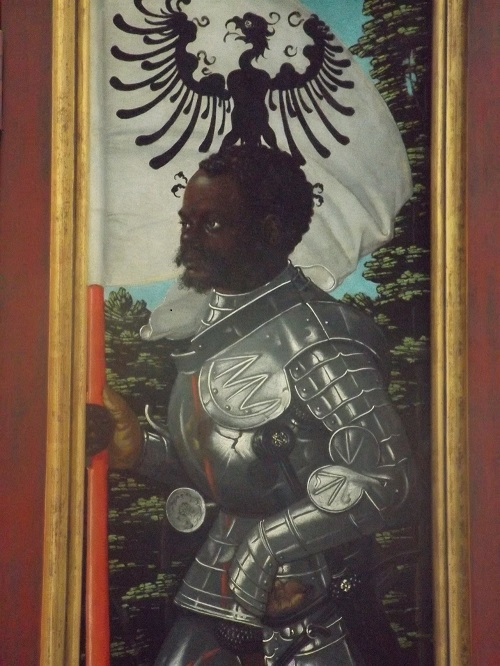 saint maurice black singles Saint maurice: the first black patron saint saint maurice (also moritz, morris, or mauritius) was the leader of the.