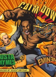 With Assist From Eminem, Busta Rhymes Releases New 'Calm Down' Track