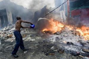 Port-au-Prince Streets Left Devastated by Quake