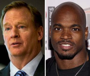 091814-NFL-Ray-Rice-Roger-Goodell-Adrian-Peterson-SS-PI