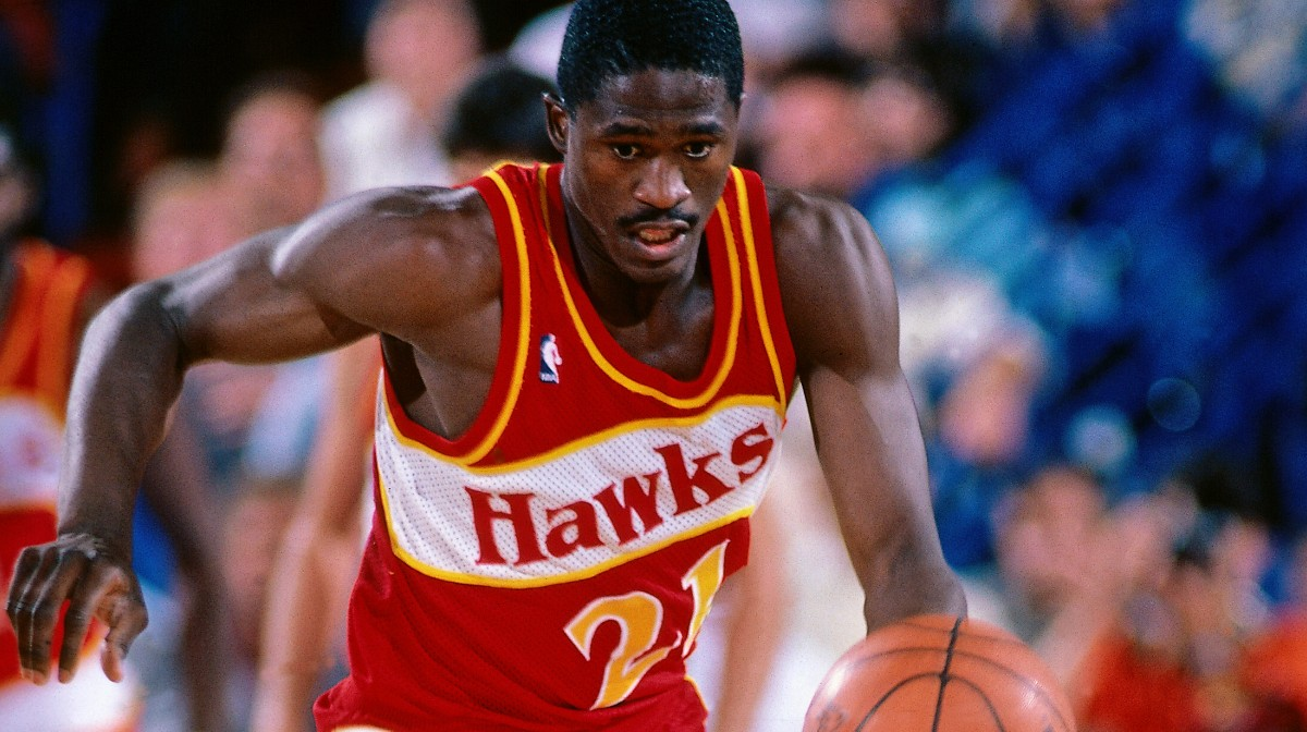 Dominique Wilkins My Top 8 NBA Scorers of All Time