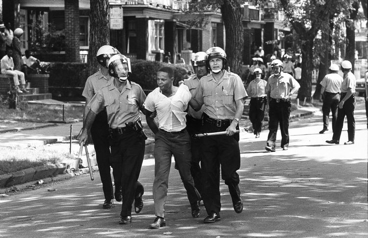 race riots Mass racial violence in the united states, also called race riots, can include such  disparate events as: racially based communal conflict against african.