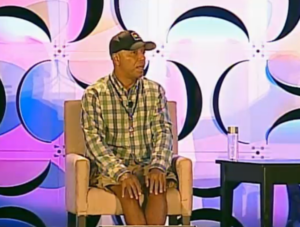 Russell Simmons Variety interview
