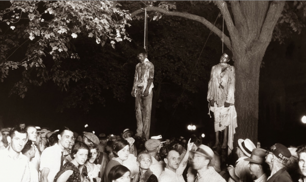 Black-lynchings