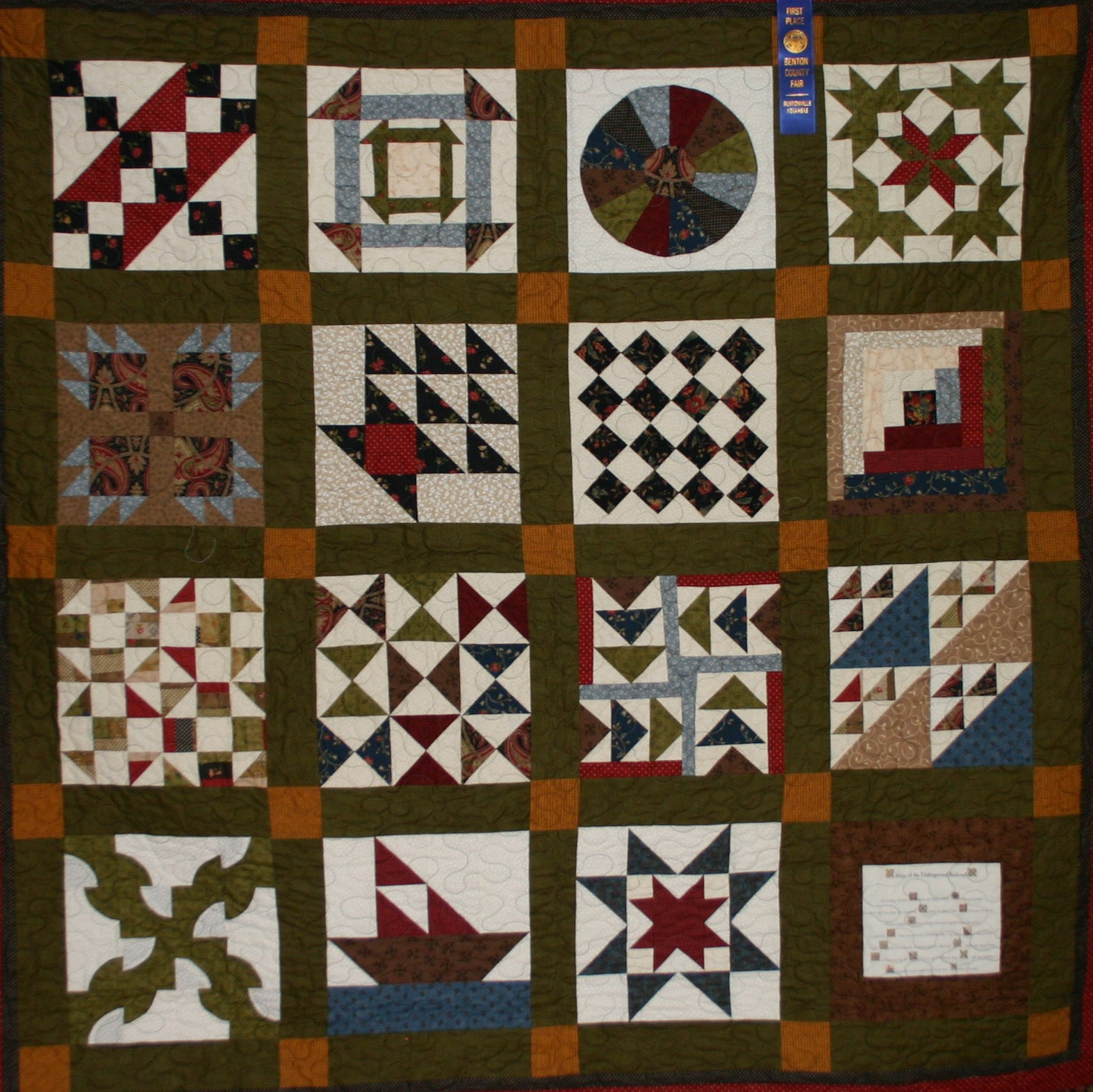 7 Pervasive Myths About the Underground Railroad That Have Been ... : the freedom quilt - Adamdwight.com