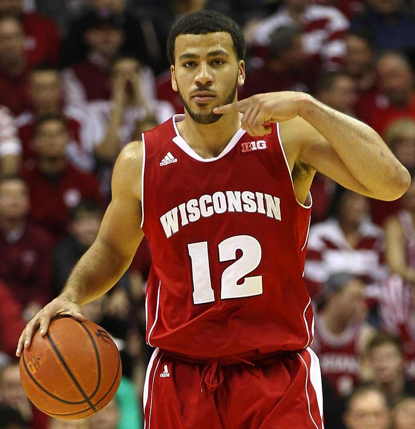 Ex-NBA Star Jimmy Jackson's Son, Traevon, Took Tough Route To Making Name for Himself With Wisconsin