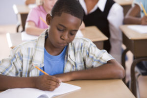 Black students in urban schools