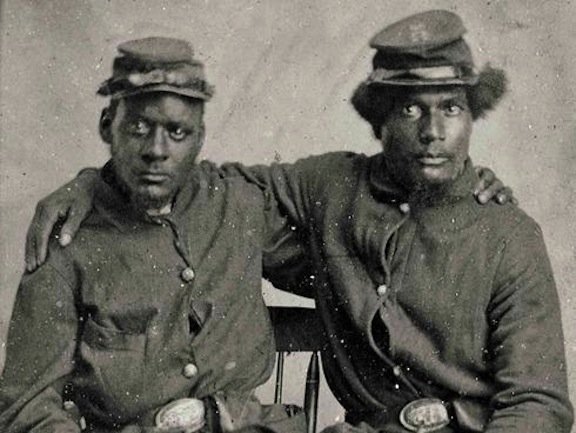 black soldiers in the civil war They had no real interest in leading black soldiers in battle many of its officers, after fighting a couple of years in white units, entered the usct because they felt this was the best way they could contribute to the union war effort.