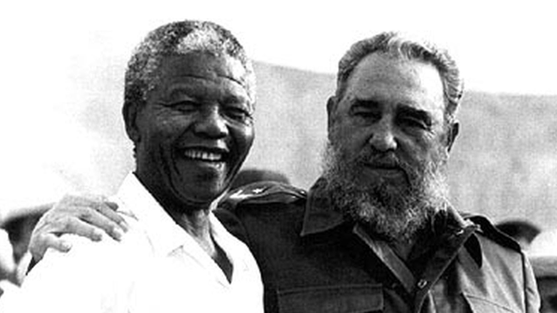 9 Instances Of Fidel Castro And Cubans Helping Black People Fight