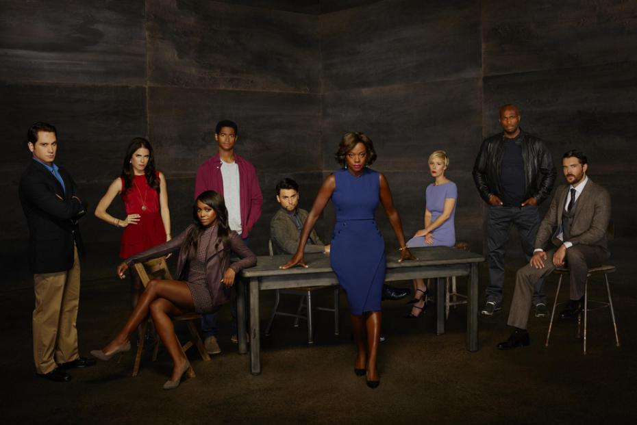 「how to get away with murder season2」の画像検索結果