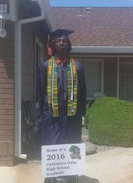 Police Escort Black Merit Scholar Out of Graduation After Refusing to Remove Kente Cloth