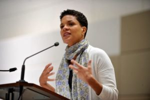 Michelle Alexander, author of The New Jim Crow: Mass Incarceration in the Age of Colorblindness. Twitter