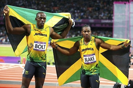 Yohan Blake Ready to Fill Usain Bolt's Shoes