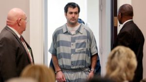 Former South Carolina police officer Michael Slager. Photo by Grace Beahm/AP