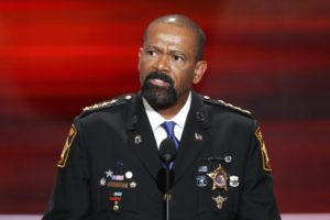 Despite Evidence, Sheriff Clarke Claims 'Only Someone with Political Agenda' Would Call Out His Alleged Plagiarism