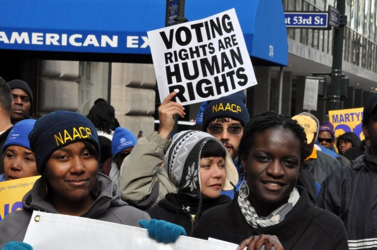 voting rights for blacks