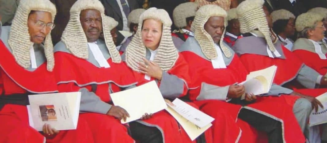 50 Years After Colonial Rule African Judges Still Wear