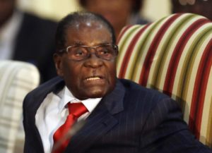 Mugabe out