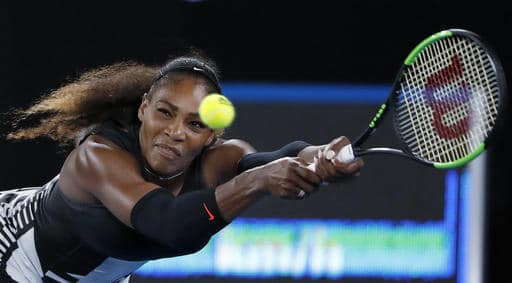 Serena Williams tastes defeat on her comeback