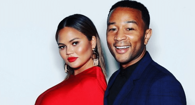 Chrissy Teigen reveals reason she didn't take John Legend's surname