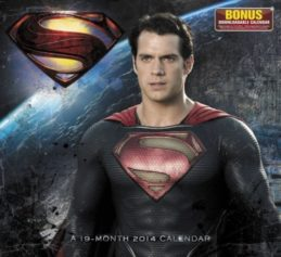 Man of Steel Calendar