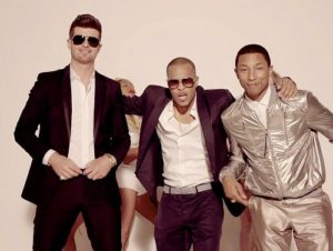 Robin Thicke's new song slammed for being rapey