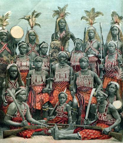10 Fearless Black Female Warriors Throughout History