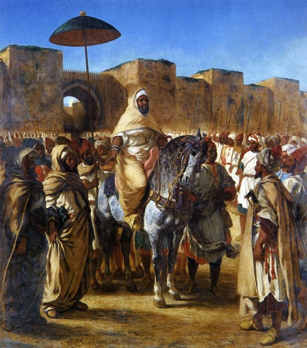 When Black Men Ruled the World: 8 Things the Moors Brought to Europe