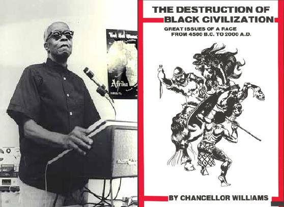chancellor williams destruction of black civilization