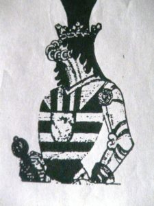 A BLACK KNIGHT IN MEDIEVAL EUROPE