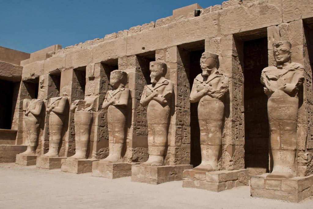 6 Ancient African Architectural Marvels Built Before Greece or Rome Existed