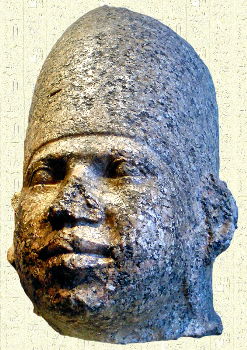 12 Images Of Pharaohs That Prove Ancient Egyptians Were Black