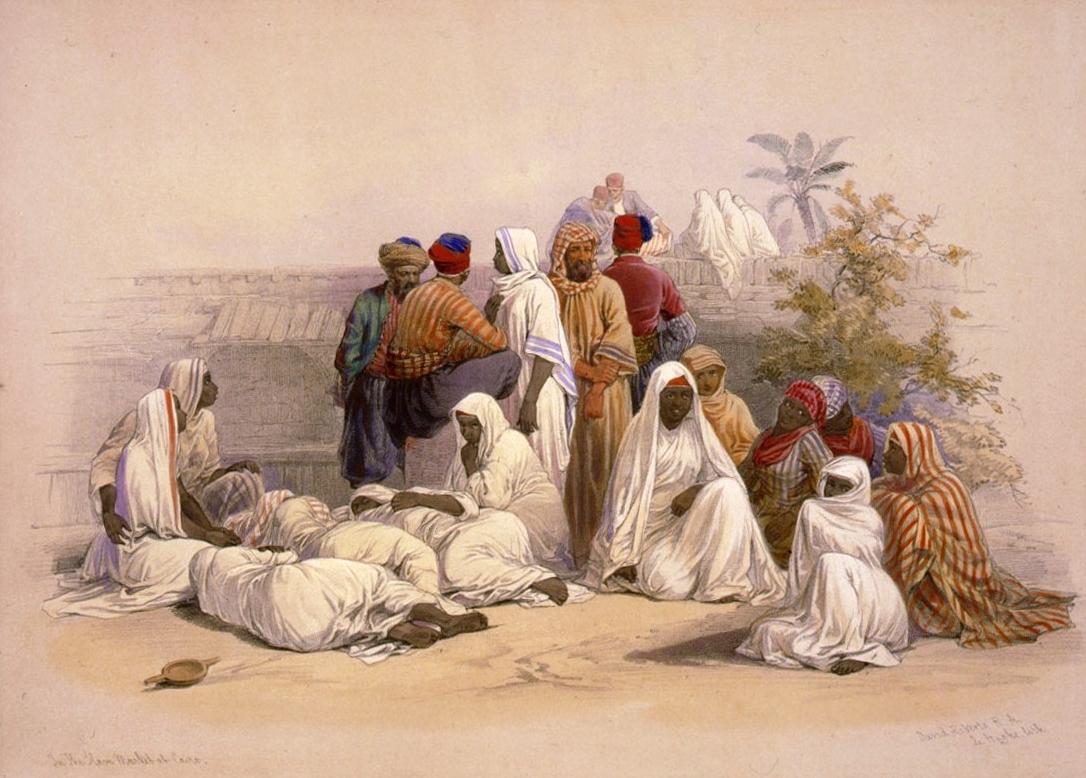 Sanskrit Of The Vedas Vs Modern Sanskrit: 10 Facts About The Arab Enslavement Of Black People Not