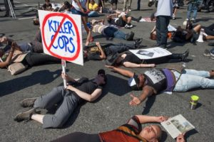 protest-against-fatal-police-shooting