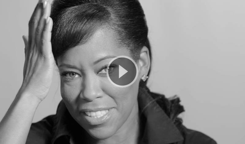 Regina King On The 'Fascinating' Beauty Of Black Women's Hair